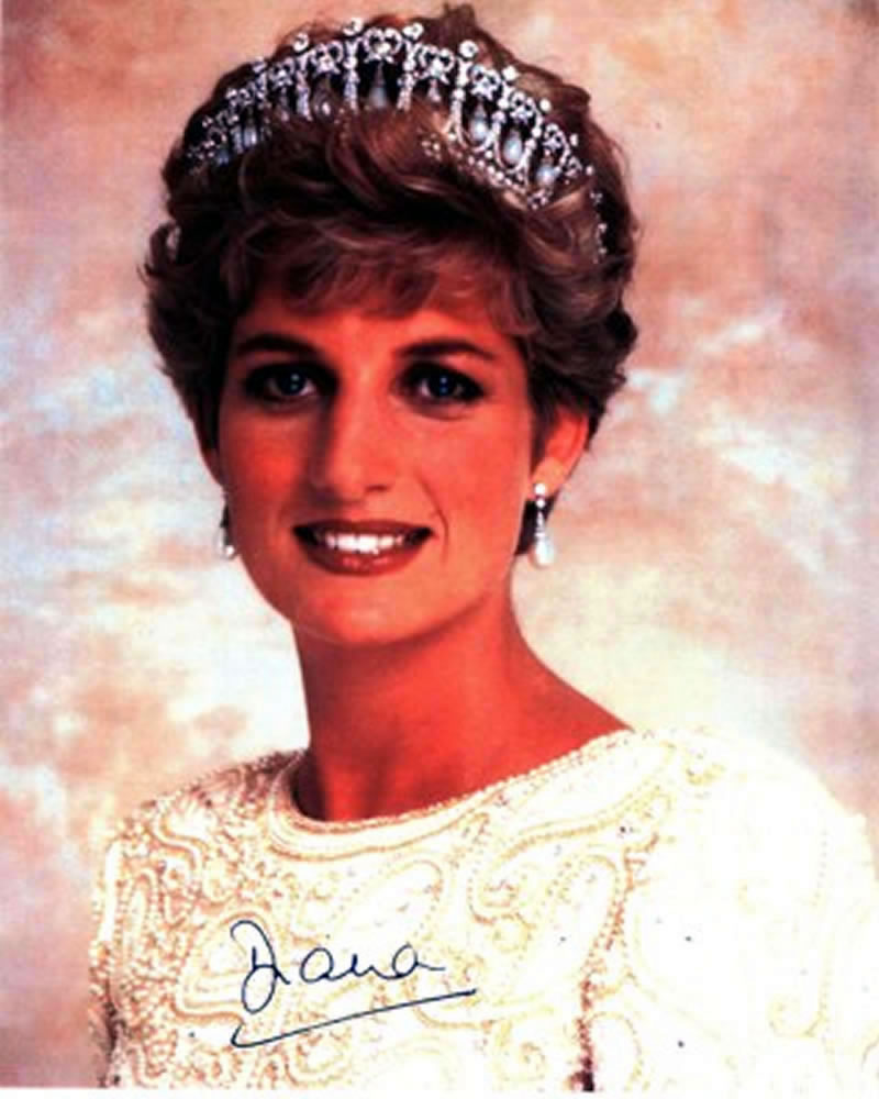 Princess Diana News Blog: Everyday Is A New Day: In Memory Of Princess Diana