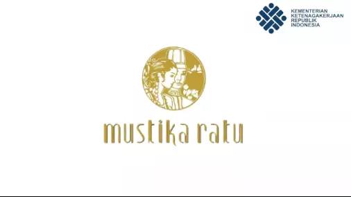 loker PT. Mustika Ratu Tbk terbaru