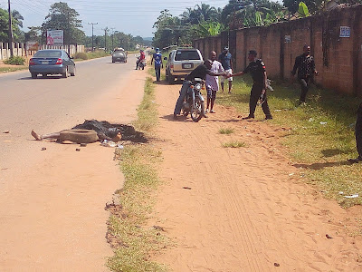 Ansu robbers caught