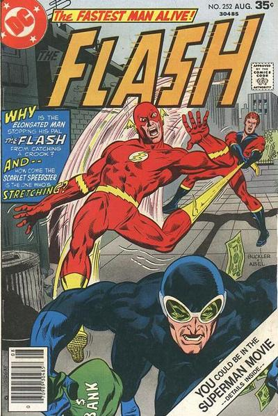 Dave S Comic Heroes Blog Flash Facts Evil Elongated Man