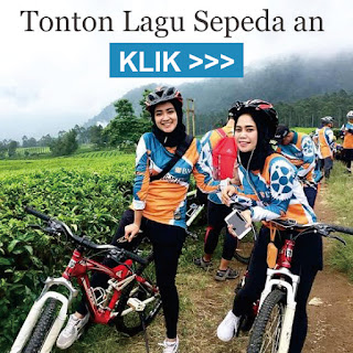 lagu sepeda bersepeda keren