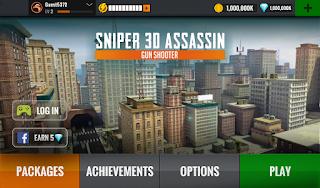 تحميل لعبة القناص Modern Sniper 3d Assassin New shooting Games مهكر