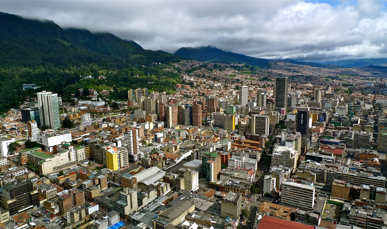 10 facts about Bogota - Americas On A Stroller  |Bogota