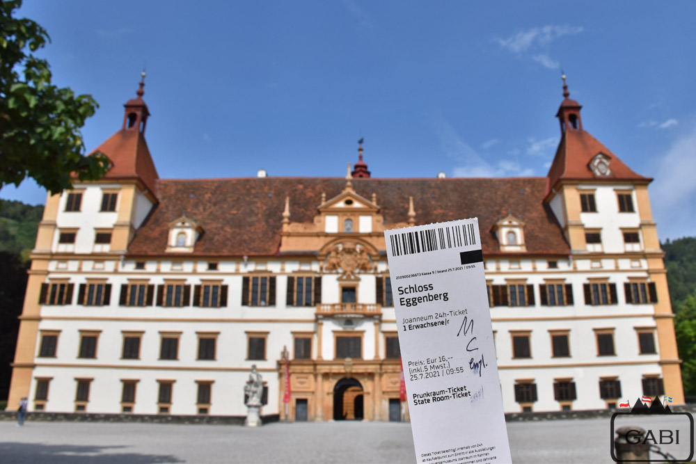 Graz - pałac Eggenberg