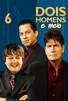 Dois Homens e Meio 6ª Temporada Torrent – BluRay 720p Dual Áudio