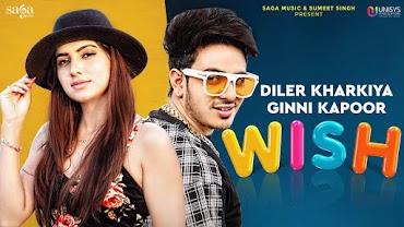 विश Wish Lyrics in Hindi - Diler Kharkiya