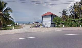 Pantai Puring Indah Sidomulyo Ngadirojo Pacitan