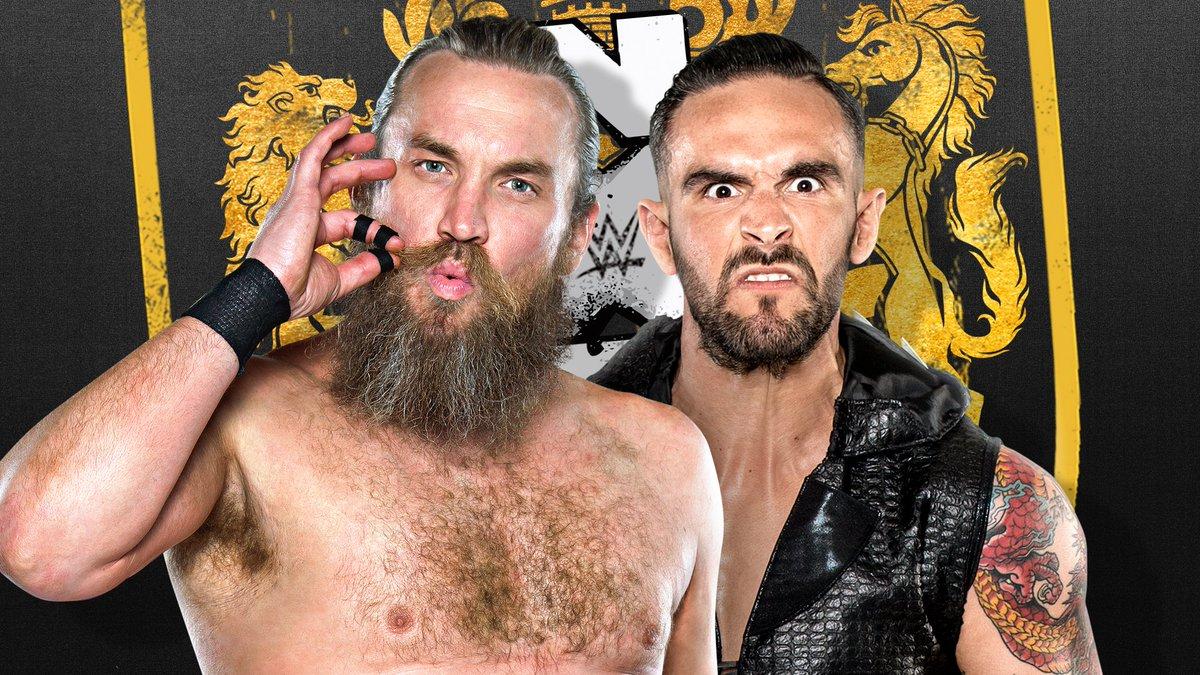 Cobertura: WWE NXT UK (08/07/2021) – Os sete passos para a vitória!