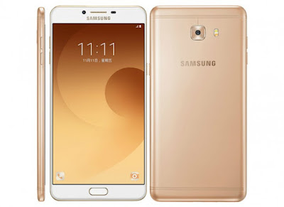 Review Samsung Galaxy C9 Pro