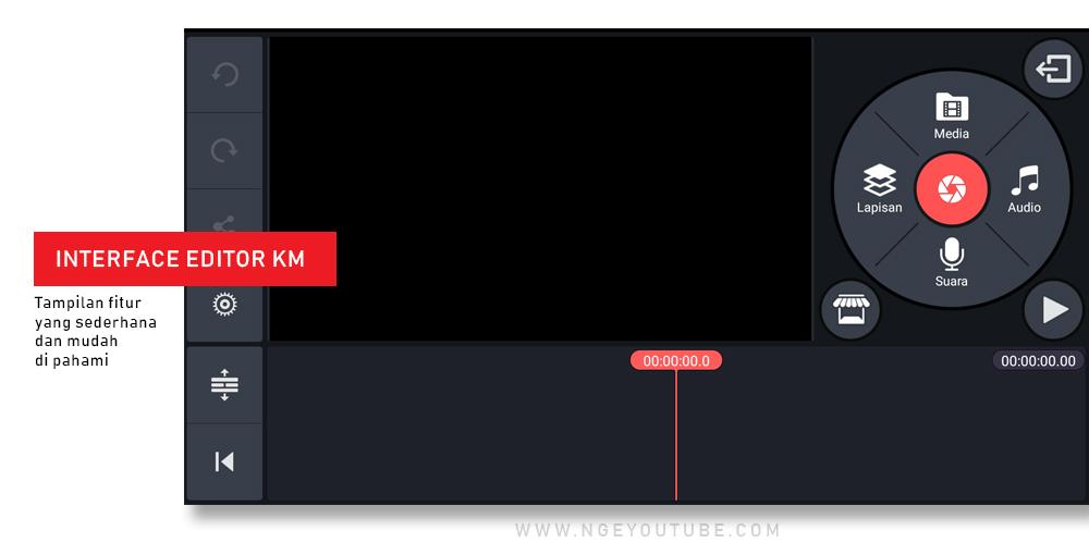 Aplikasi Editing Video KINEMASTER