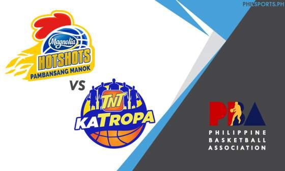 PBA: Magnolia Hotshots vs. TNT Katropa