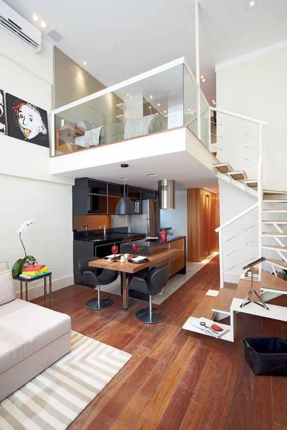 desain rumah minimalis 2 lantai interior