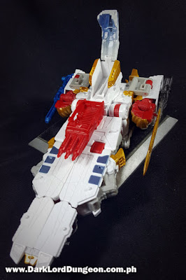 Leo Prime Space Carrier mode