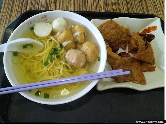 Yong Tau Foo Soup Singapore