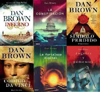 Resultado de imagen para dan brown libros