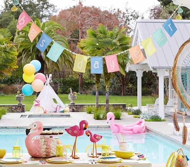 Les 10 meilleures idées de fête d'anniversaire d'été pour enfants