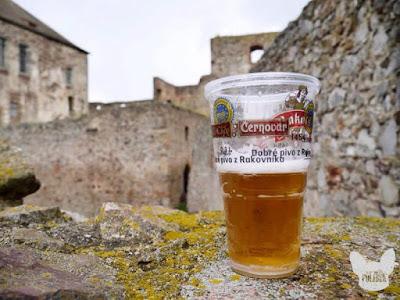 pivo na hrade