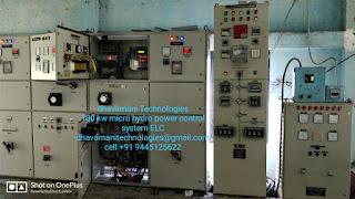 elc hydro power dhavamani technologies