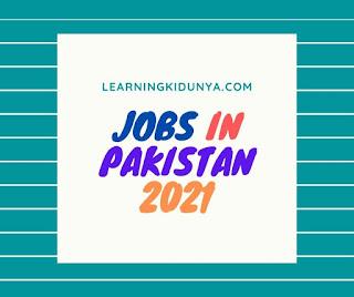 Latest Jobs In Pakistan   Pakistan 2021   Government jobs in Pakistan 2022