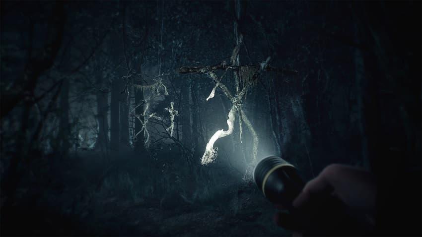 Рецензия на игру Blair Witch - хороший хоррор с дурным сюжетом - 03