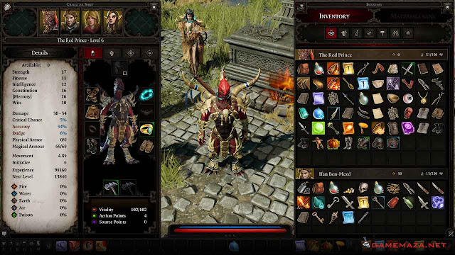 Divinity Original Sin 2 Gameplay Screenshot 1