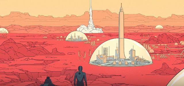 Surviving Mars nos vuelve a sorprender con un nuevo vídeo
