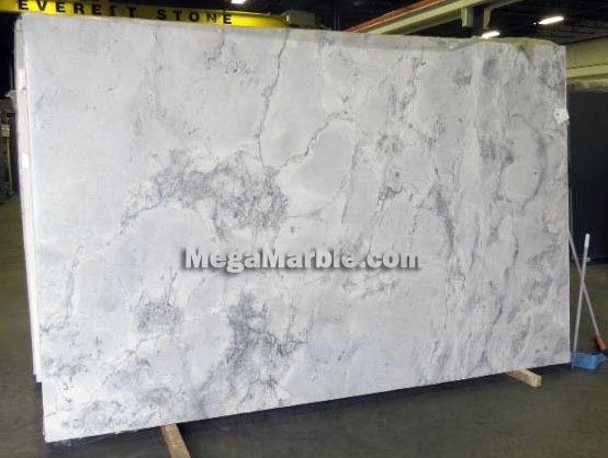 White Vermont Quartzite Slab For Countertops
