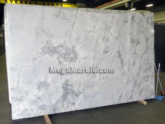 White Vermont Quartzite Slab For Countertops