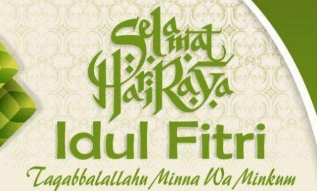 100 Pantun Ucapan Selamat Hari Raya Idul Fitri 2021 1442 Hijiriah Buat Lebaran Mediasiana Com Situs Referensi Belajar Masakini