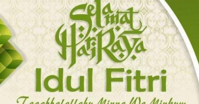 100 Pantun Ucapan Selamat Hari Raya Idul Fitri 2021 1442 Hijiriah Buat Lebaran Mediasiana Com Media Pembelajaran Masakini