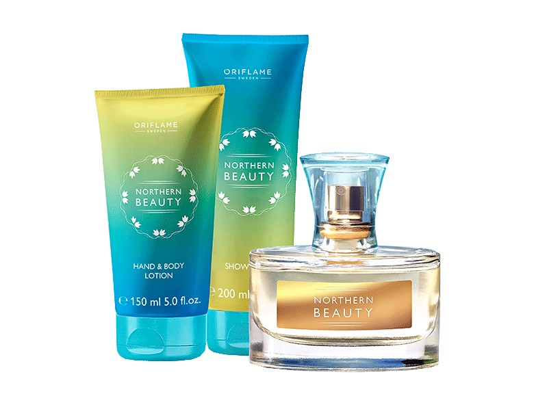 Northern Beauty da Oriflame