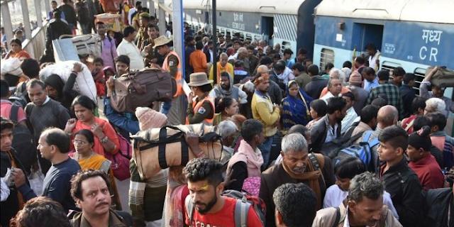 अंधविश्वास को प्रोत्साहन देने सांसद ने शाजापुर तक रेल चलवा दी | MP NEWS