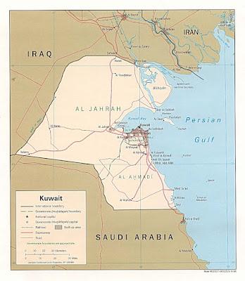 تحميل خرائط الكويت بدقة عالية Kuwait Maps