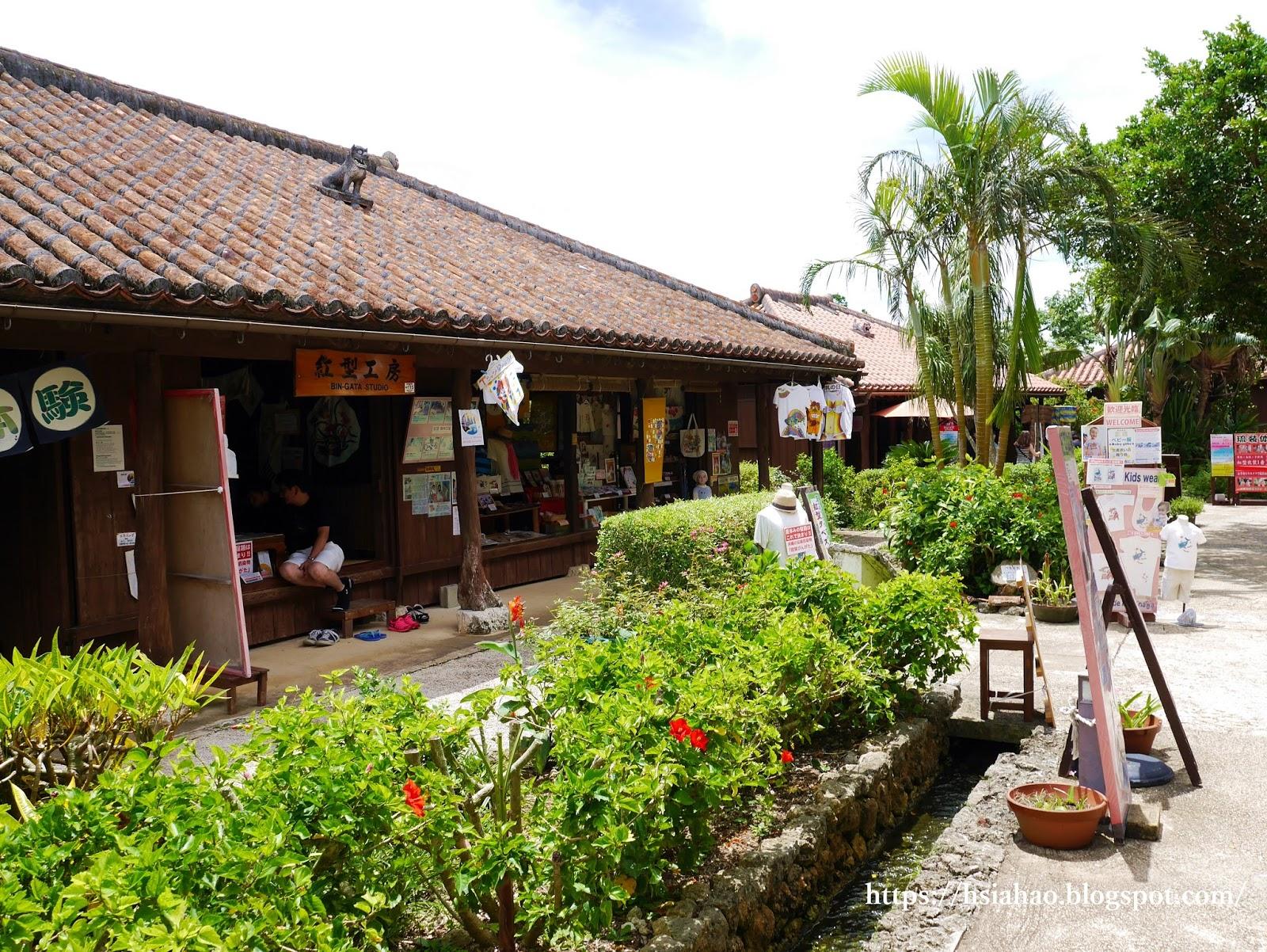 沖繩-景點-沖繩世界文化王國-王國村-自由行-旅遊-Okinawa-world-Gyokusendo-Cave