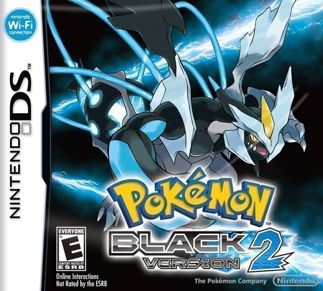 ROMs - Pokemon Black 2 (Português) - NDS Download