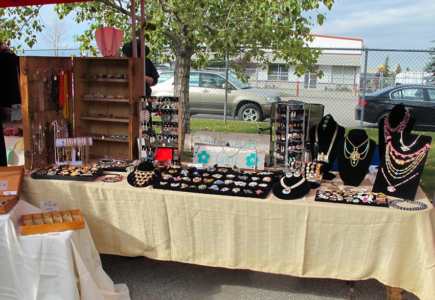 Outdoor Craft Shows