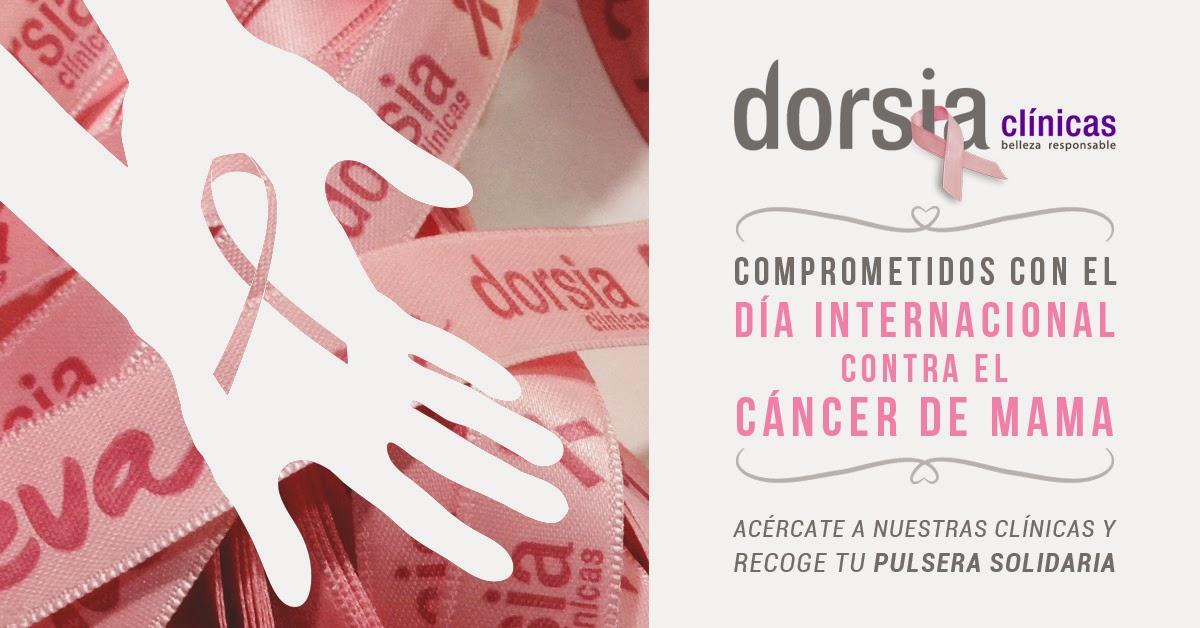 se suman al rosa contra el cáncer de mama