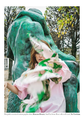 Arabian Moda x Be Parisian x Hanane Hotait