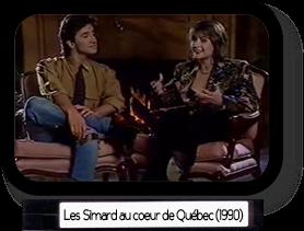 René et Nathalie Simard au coeur de Québec (1990)