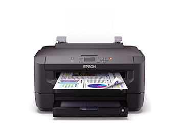 Driver Epson WF-7110 Printer Download