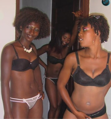 senegal nude ladies