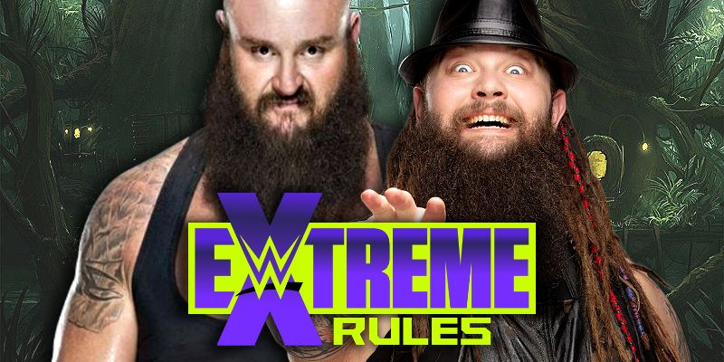 Dettagli Sul Wyatt Swamp Fight di Extreme Rules: The Horror Show