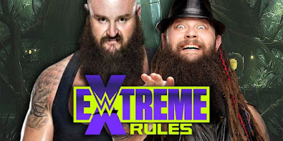 Details on The Wyatt Swamp Fight at Extreme Rules: The Horror Show