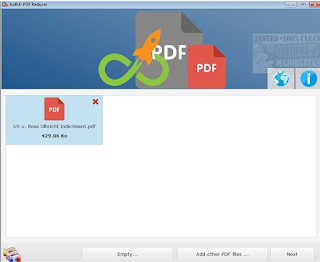 الان اصبح بامكانك تقليل حجم ملفات PDF مع الحفاظ على جودتها الاصلية