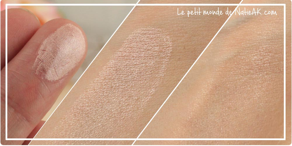 poudre illuminatrice maquillage