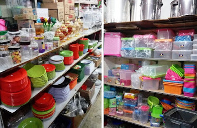 jual peralatan rumah tangga plastik murah di Bandung