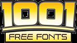Download Font Gratis di 1001freefonts