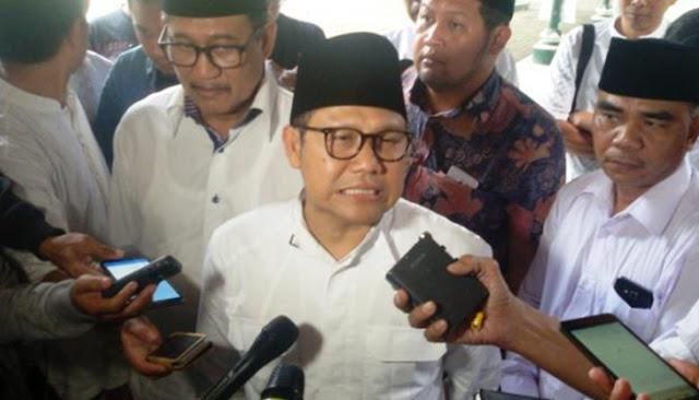 Cak Imin: Gara-gara You Uninstall, Pak Jokowi Di-uninstall juga
