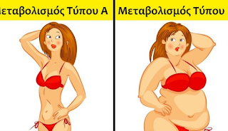 Ο μεταβολισμός είναι το παν… Άσε τις δίαιτες της πλάκας, κάνε ΑΥΤΟ και άλλαξε το σώμα σου για πάντα!