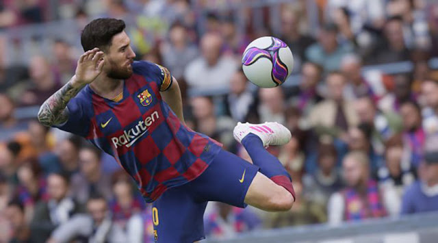 Download PES 2020 Now for FREE from Konami | Now on Steam [TRY IT NOW]